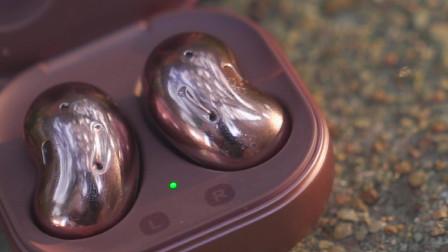 这耳机是安卓用户的最佳选择?Galaxy Buds Live【值不值得买第455期】