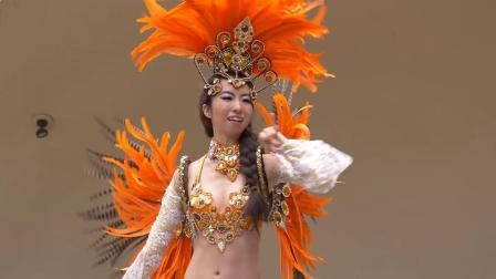 桑巴可爱的翅膀VAMOS巴西 你喜欢这样的舞蹈吗?