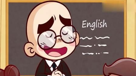 """小糖豆上英语课又被老师""""请""""出去了……好惨一孩子"""