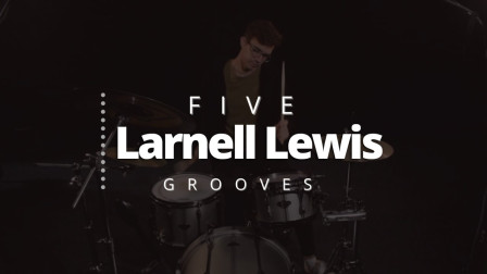 ★ME威律动★Brett Clur - 5 Drum Beats from Larnell Lewis