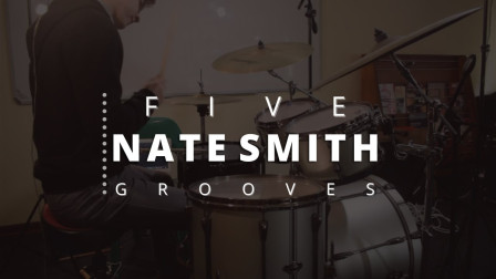 ★ME威律动★Brett Clur - 5 Drum Beats from Nate Smith