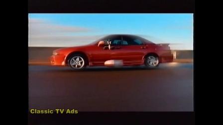 Mitsubishi Magna vr-x commercial