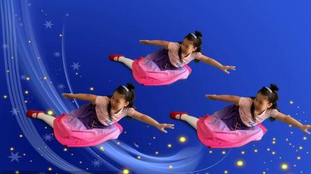 儿童舞蹈《鹅鹅鹅》俏皮可爱,好看极了