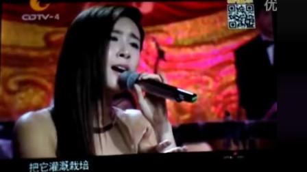 张力尹演唱《我心中的玫瑰》《卷珠帘》二首经典