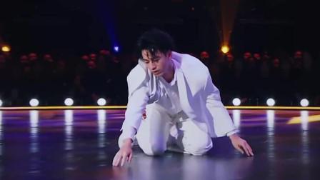 舞蹈风暴 :你有几多愁?苏海陆演绎不一样的中国舞,这一摔把大家吓到了