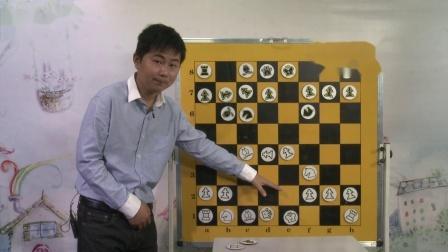 国际象棋  意大利开局一