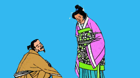 中国民间故事《黄半仙算御卦》