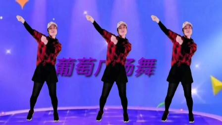 广场舞《忘川彼岸》火爆网红舞,时尚好看