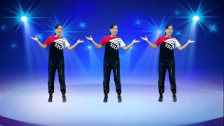 玫香广场舞原创《和为贵》64步附教学