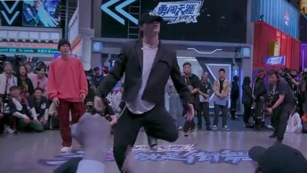 这就是街舞:这样的嘉尔你爱不爱?张艺兴一跳舞人都变了,不得不佩服