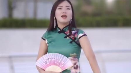 女歌手一首DJ《惜别的海岸》歌甜人美,经典民谣,超好听!
