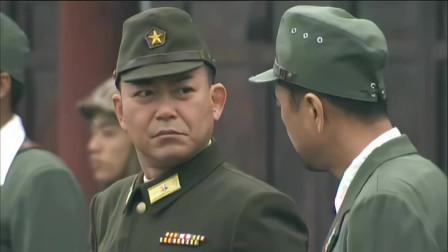 松井想把据点交给伪军守卫,石原却说,交给他们就等于交给新四军