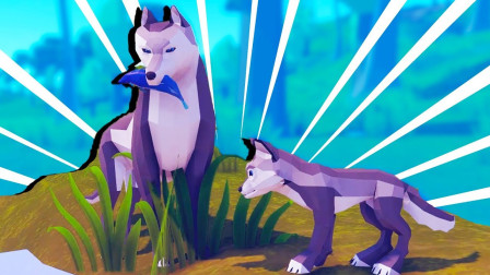 Roblox动物世界大乱斗:新更新动物宝宝出动!咯咯多解说