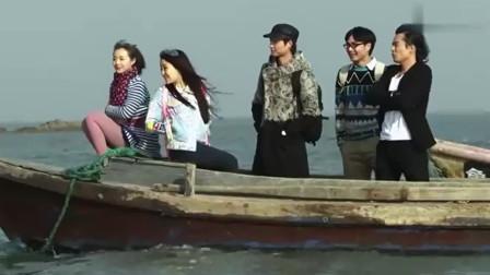 黑道老师带着学生们出海郊游,远离学校,熊孩子开始释放天性!
