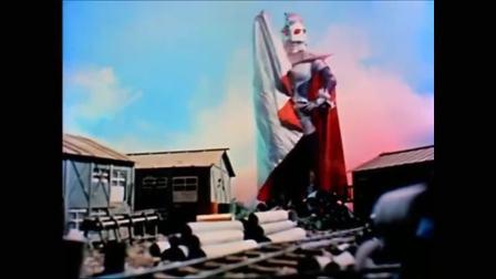 奥特曼:电闪雷鸣过后,奥特之王出现了