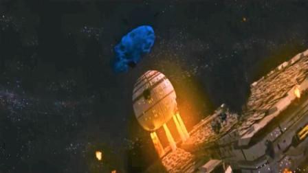 星河密卷 《上》:人类在对抗中不敌机器人选择逃逸