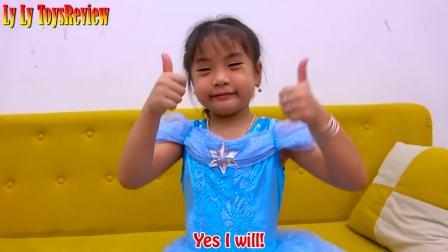 国外少儿时尚:小女孩在家举办音乐会,一起去看看吧