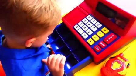 萌娃:萌宝小可爱收到了哥哥的求助电话