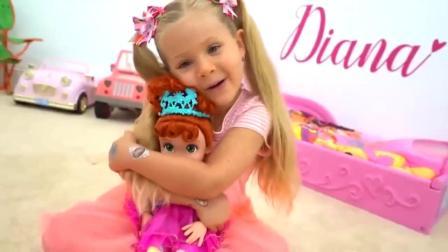萌娃:萌宝小可爱收到了哥哥送的玩具!