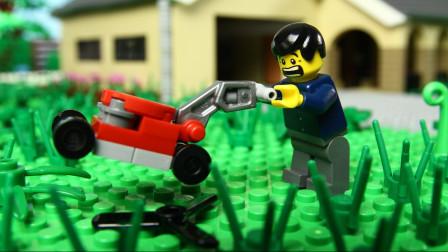乐高Lego:新型无人机除草器被研发成功了?