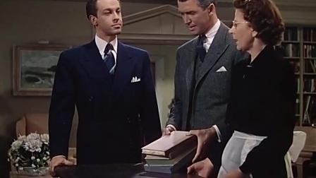 夺魂索:男子不让老太太打开书柜,太有意思了