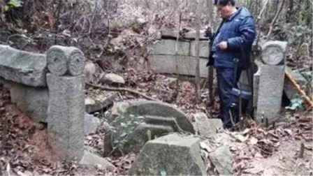 """湖北头陀寺""""古墓""""被盗,村民充耳不闻遭破坏,专家:埋着西王母"""