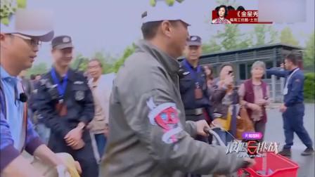 极限挑战:孙红雷王迅双傻集合,竟把罗志祥给忘了,心疼小猪