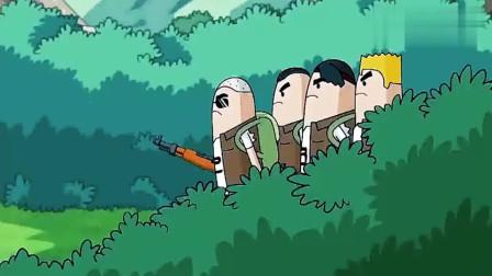 香肠派对:兄弟们上啊,为瓦特报仇的机会到了,结果都牺牲了!