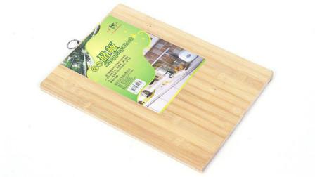 新买的菜板不要直接使用,多做一步,菜板用1年不发霉开裂,学学
