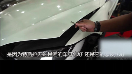 100万的车居然没有用铝合金防撞梁