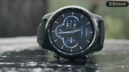 表现比苹果手表还给力,TicWatch Pro3功能性太过强大,犹如腕上手机