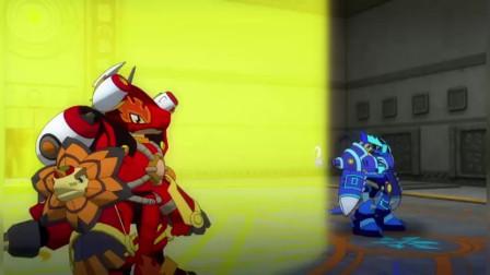 斗龙战士:还是一代斗龙王厉害,斗龙战士打不动的