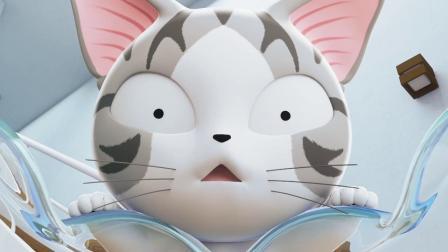 甜甜私房猫:小奇,你真棒!