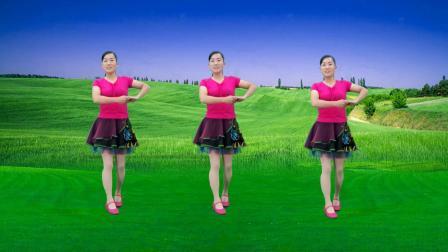 玫香广场舞原创《再叫一声亲爱的真的好想你》32步附教学