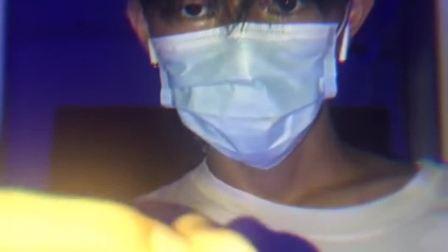从电视剧里走出来的男主,就算戴着口罩,也遮挡不住的帅气!