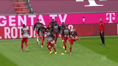 2020/2021德甲联赛第5轮全场录播:拜仁慕尼黑VS法兰克福(李子琪 申方剑 孟洪涛)