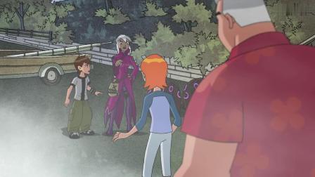 少年骇客:邪咒魔女变换成小文,却还是有超强魔法,不愧是魔女!