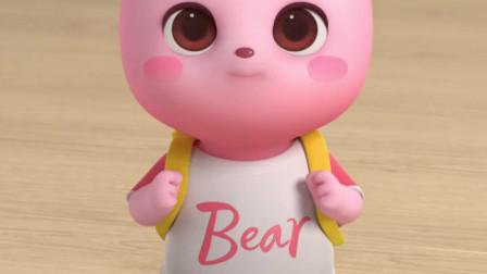 熊小兜:这孩子真的成精了,带出去也太有面子了