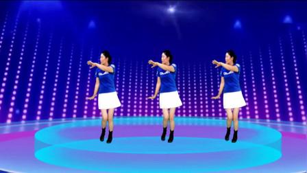 九九重阳节, 32步广场舞《开心过好每一天》祝老人们节日快乐, 歌醉舞美分享给你