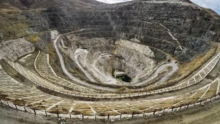 共和国的功勋3号矿坑,曾经的国家机密现在的地质博物馆