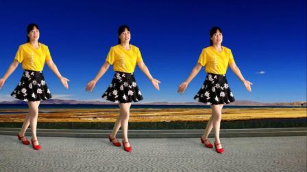 经典情歌广场舞《情哥哥情妹妹》动听情歌,舞步欢快好看