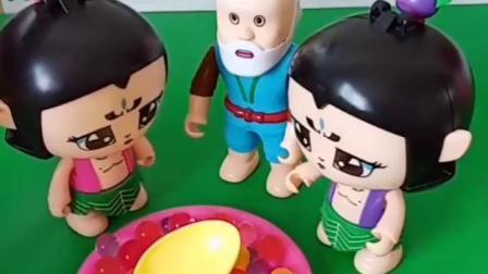 有趣的幼教玩具:七弟不带你这么玩的
