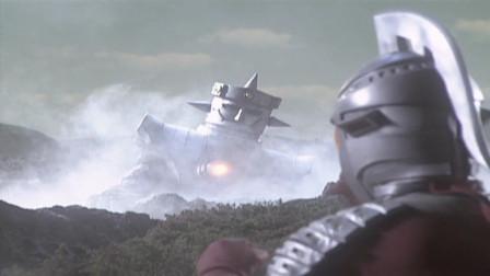 赛文奥特曼1999 OV [最终章6部作品] 第2集 飞在空中的大铁块 蓝光