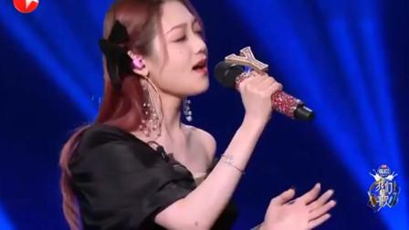 我们的歌2:容祖儿希林娜依高合唱《小小》,画面简直太美了
