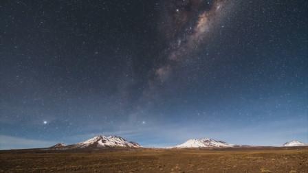 天空中的星星有多少颗?比沙子多了不少?