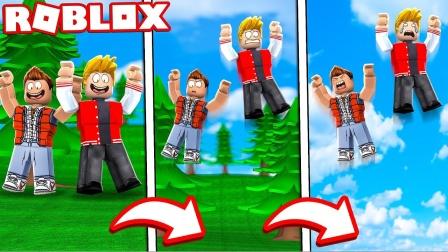 Roblox跳跃传奇模拟器:欢乐跳跃小游戏!