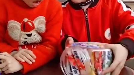 童年趣事:好吃的西瓜泡泡糖