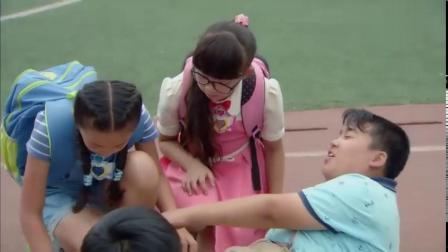 美琪美雪同学居然在练习跑步,原来是为了比赛资格