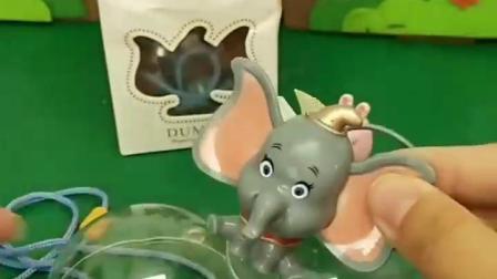 有趣的幼教玩具:乔治讨厌姐姐