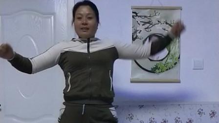 春天美广场舞《美美哒》动感健身操